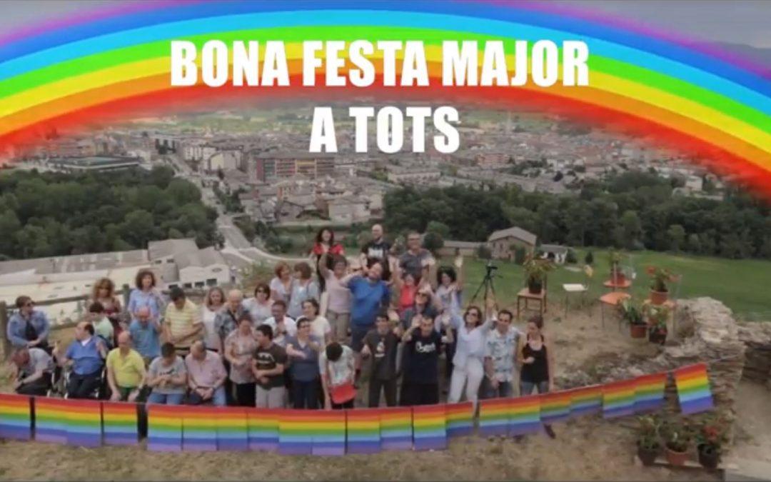 Pregó de Festa Major la Seu d'Urgell 2018