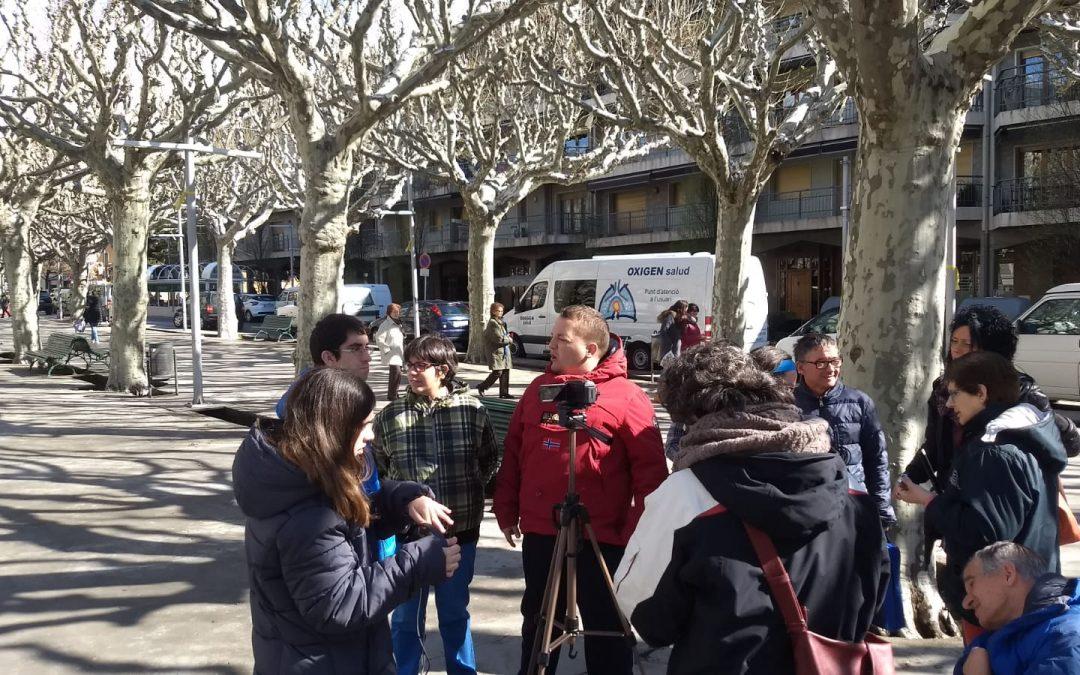 Píndola Sant Jordi'19 – Projecte Veus